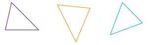 آیا ارتقاع مثلث همیشه درون آن قرار می گیرد؟(استدالال نادرست)