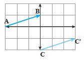مختصات بردار - بردای با عرض مثبت در ناحیه چهارم